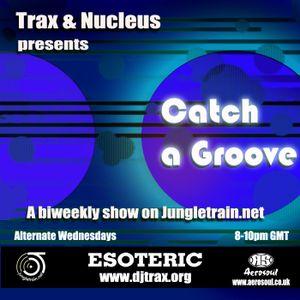 Dj Trax and Nucleus - Catch A Groove 12 Jungletrain 13.06.12
