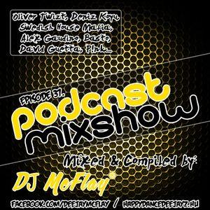 DJ Mcflay® - Podcast Mixshow Episode 37