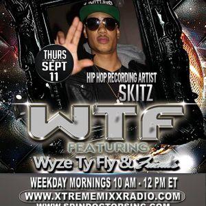 WyzeTyFly&Friends 9-11-14 The NYC Tribute Edition Featuring SKITZ, Leona, Free Money, & Ant Mac