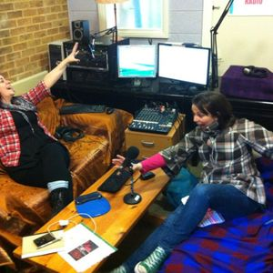 Showing Up - episode 2: Valentines special - Juliet & Lolly on Kilburn to Kensal radio