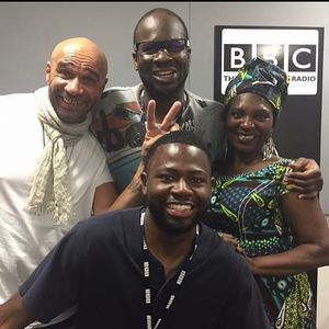 Edward Adoo - Goldie Interview - BBC Three Counties Radio - Best of 2017 - Sunday December 31st
