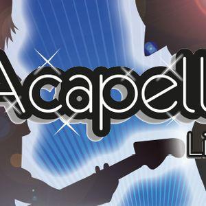 Acapella Live Promo Mix - Wayne Baker