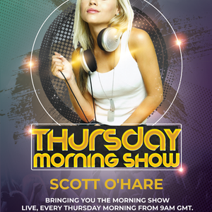 The Morning Show With Scott O'Hare - November 21 2019 http://fantasyradio.stream