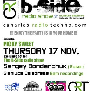 DJ Set Canarias Radio Techno