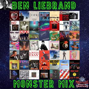 Ben Liebrand Monster Mix   Mixed by Megaforces