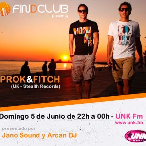 Fin D Club #10 - with Prok & Fitch