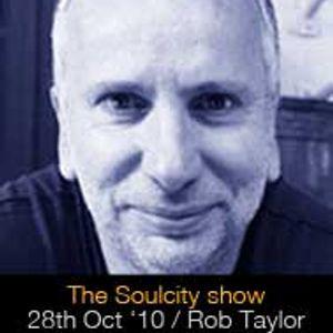 Soul City show episode 2 - Rob Taylor