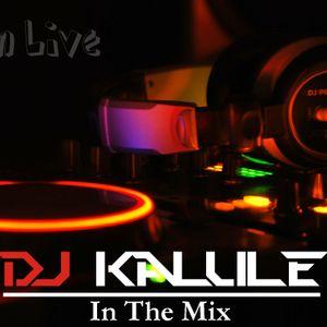 DJ KALULE MIXING LIVE