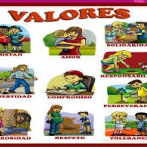 Los ValoresP12