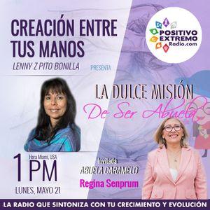 CREACION ENTRE TUS MANOS CON LENNY P BONILLA- 05-21-2018-LA DULCE MISIÓN DE SER ABUELA