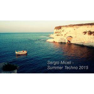 Summer July 2015 Techno - Sergio Miceli