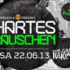 ResisTekk aka Dominik S. - DJ Set - 22.06.2013 - Hartes Rauschen - Grüne Rakete Trier