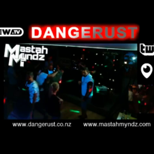 DANGERUST - 22/10 - Special LIVE Stream From My Local Venue In Whangamata, New Zealand