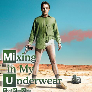 Mixing In My Underwear - January 24, 2011
