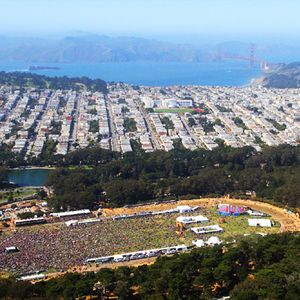 SF Outside Lands 2012 Mix