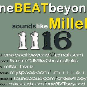 MilleR - oneBEATbeyond 1116