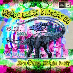 Basement Rex - Hočmo Nazaj Dinozavre - 25.12.k4