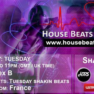 dj alex b tuesday shakin beat 003