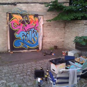 David Krämer & Jolly Farmer Groovy Funky Hinterhof Ghetto Shiiit