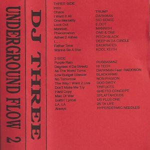 DJ Three - Underground Flow 2 (side a)
