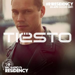 Tiesto & Dzeko & Torres - BBC Radio 1 Residency 2014.06.27.