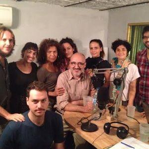 Entrevista a Ana Katz y el elenco de Pangea en El Espacio Vacío, Radio Colmena