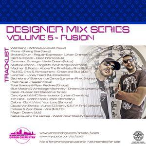 Designer Mix Series Volume 5 :: Fusion