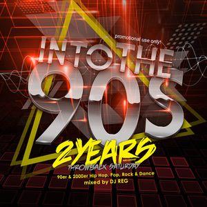 DJ REG - Into the 90s Megamix