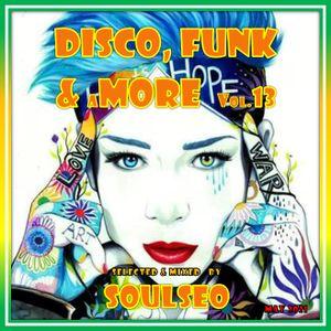 Disco, Funk & More #13