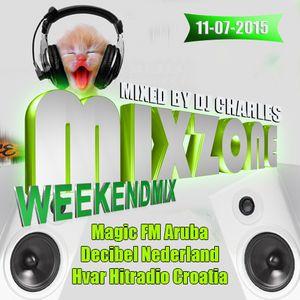 Worldwide Mixzone Weekendmix 11-07