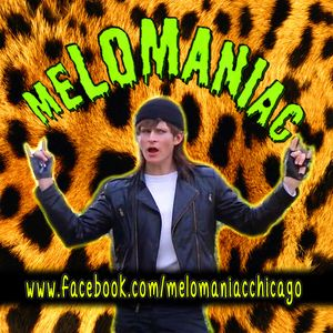 Melomaniac live on Wzrd 88.3 Fm Chicago. Local horror Pyschobilly Punk 3/28/16