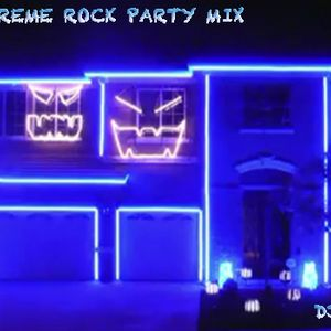 De Extreme Rock Party Mix