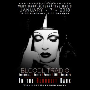 In The Bloodlit Dark! January-7-2018