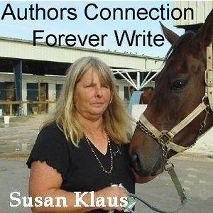 Mystery Author Sharon Potts on The Authors Connections with Susan Klaus