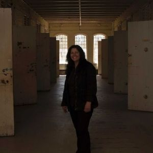 Ghost hunting with Alison Oborn