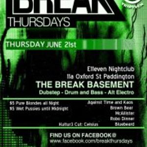 Break Thursdays Mix (21st June)