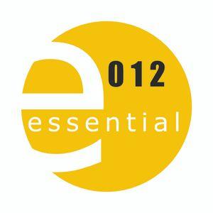 Essential Radio Show # 012