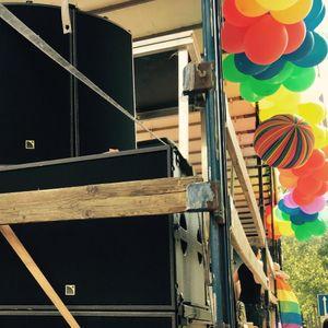 Budapest Pride 2016 live dj mix