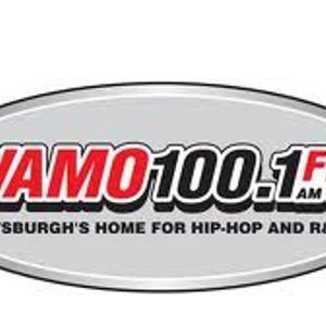 Mike Jax & DJ OPAL! 5 O' Clock Traffic Jam on WAMO 100 Pittsburgh,PA. (www.wamo100.com)