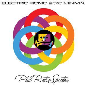 Phil RetroSpector - Electric Picnic 2010 minimix