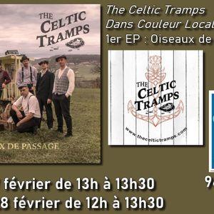 Couleur Locale - The Celtic Tramps - 27 et 28 février 2021