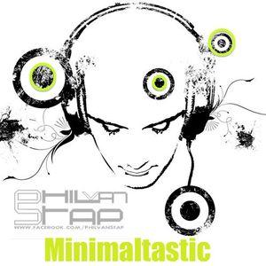 Phil van Stap - Minimaltastic