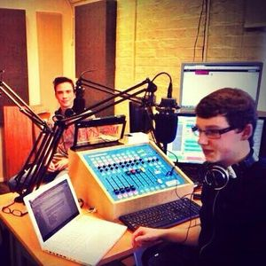 Pat & Ben - 15/02/14 - Live At Lunch - Chelmsford Community Radio