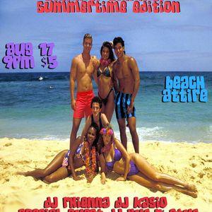 DJ Kasio Smashio - BMP/GRND 8-17-2012 (90s night)