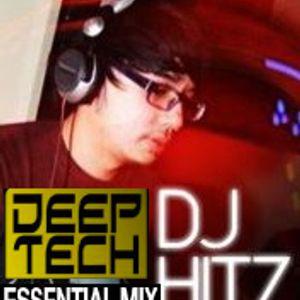 Elektronika #1  Deep-Tech, Essential mix 
