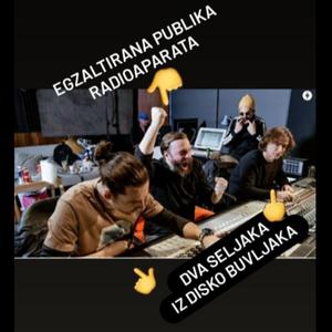 DISKO BUVLJAK @radioAparat s05e14 by RA Disko Buvljak