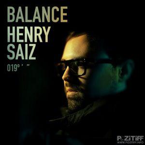 Balance 019 Mixed By Henry Saiz (Disc 2) 2011
