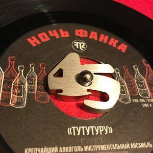 No.12 Midweek Breaks on 99.9FM Funky B-Boy Breaks on 45