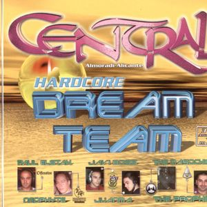 CENTRAL DREAM TEAM CD1 SESSION BY PAUL ELSTAK & NEOPHYTE