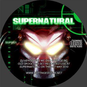 DJ Vengeance, MC  DNA & Force Live at Supernatural [Crusadaz]